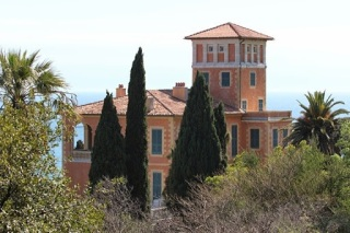 Villa Hanbury ed i suoi giardini - Hotel Morchio - Ligurien